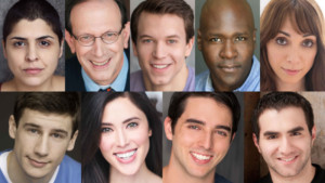 Griffin Theatre Welcomes Nine New Ensemble Members