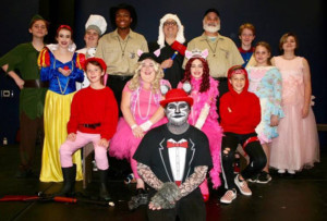 TRIAL OF THE BIG BAD WOLF Opens At Slidell Little Theatre