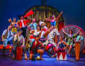 Cirque Mechanics Reimagines A One Ring Circus At ABT