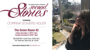 Corinna Sowers Adler Returns to the Green Room 42