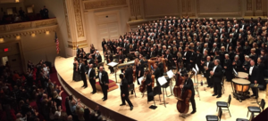 Oratorio Society Of New York Presents Handel's MESSIAH At Carnegie Hall this December