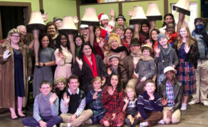 Laurel Little Theatre Presents A CHRISTMAS STORY – THE MUSICAL