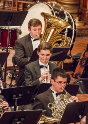 The All-Brass Ensemble of the Philadelphia Youth Orchestra                                              Presents a Musical Tour of the Remarkable Island