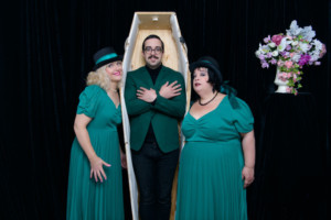 THE DEARLY DEPARTED Comes to The Butterfly Club