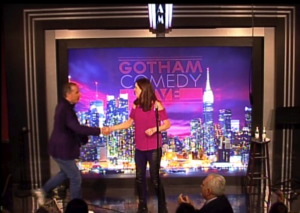 NYC Comics Perform To Benefit The Neighborhood School, Gotham Comedy Club