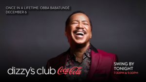 Dizzy's Club Coca-cola Presents Once In A Lifetime: Obba Babtundé And Friends