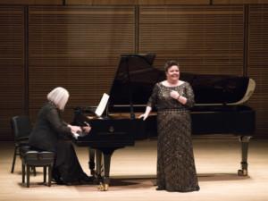 The Carnegie Hall Notables Program Presents Jamie Barton And Kathleen Kelly