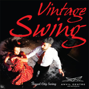 VINTAGE SWING Comes to Anvil Centre Theatre