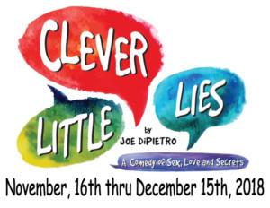 Connecticut Cabaret Theatre Presents CLEVER LITTLE LIES