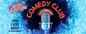 Luisa Omielan, Dane Baptiste And Terry Alderton Confirmed For Brand New Hyde Park Winter Wonderland Comedy Club