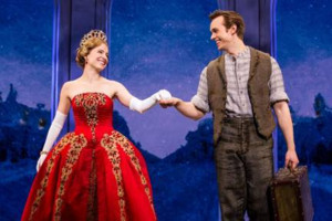 Christy Altomare and Zach Adkins Will Perform 'At The Beginning' Following Thursday's Performance of ANASTASIA