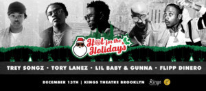 Hot 97's HOT FOR THE HOLIDAYS Comes To Brooklyn!