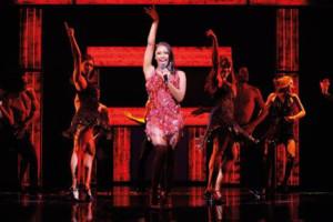 Alexandra Burke Will Lead THE BODYGUARD At Edinburgh Playhouse