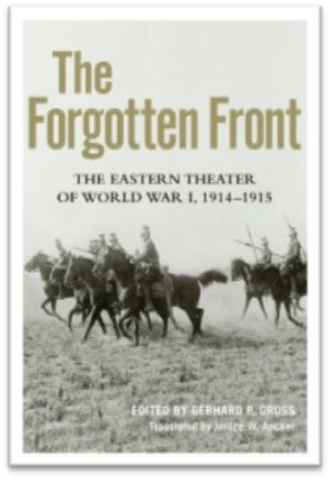 New Book Chronicles WWI In The East