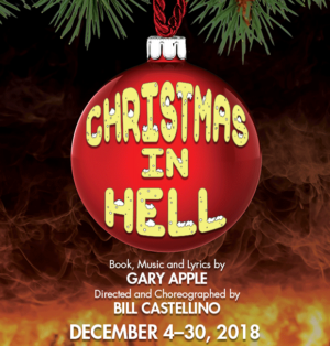 Scott Ahearn, Donna English, and More Lead Cast of CHRISTMAS IN HELL