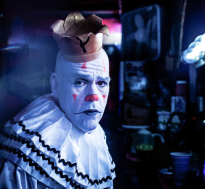 shriner clowns to volunteer at puddles pity party today
