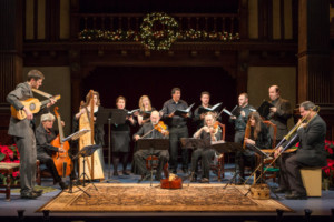 Folger Consort Presents A CHRISTMAS MESSE: A BANQUET OF SEASONAL ENGLISH MUSIC