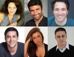 Complete Cast Announced for Joe Gulla's REEL WOOD Reading