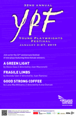 The 32nd Annual Young Playwrights Announces Slate For 2019 Festival