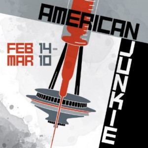 Book-It Repertory Theatre Presents An Honest Look At Addiction In Tom Hansen's AMERICAN JUNKIE