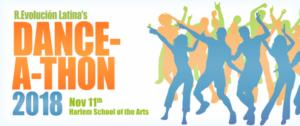 Broadway At R.Evolución Latina Announces 6th Annual Dance-A-Thon