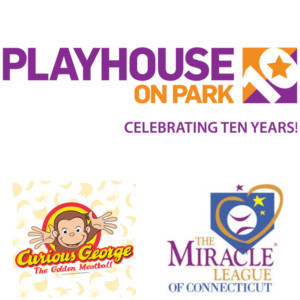 Playhouse On Park Presents CURIOUS GEORGE AND THE GOLDEN MEATBALL Sensory-Friendly Performances