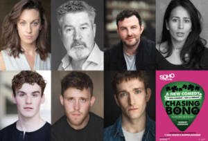 Niamh Bracken, Denis Conway, and More Will Lead The World Premiere Of CHASING BONO At Soho Theatre