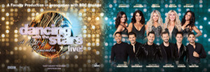 Tickets On Sale Now for DANCING WITH THE STARS LIVE at the Majestic Theatre