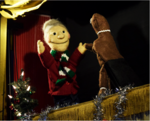 The Ballard Institute And Museum Of Puppetry Presents THE GINGERBREAD MAN