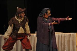 Clown, Música Y Arte Circense Recrearán El Universo De Cervantes En Un Banquete Para El Difunto Don Quijote