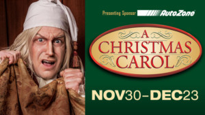 Ring in the Holidays with A CHRISTMAS CAROL At Theatre Memphis