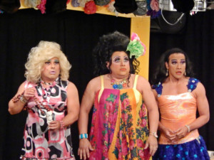 CHICO'S ANGELS Opens At The Colony Theatre