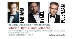 The Dallas Opera Presents FABIANO, HYMEL & POLENZANI