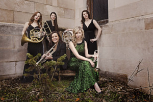 Artist Series Concerts Rings In The Holidays With Acclaimed All Female Brass Ensemble Seraph Brass