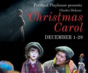 A CHRISTMAS CAROL Comes to Portland Playhouse