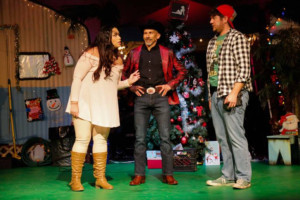 Trailer Park Christmas.The Great American Trailer Park Christmas Musical Comes To