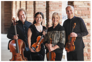 Segerstrom Center For The Arts Presents The Takács Quartet, 2/28