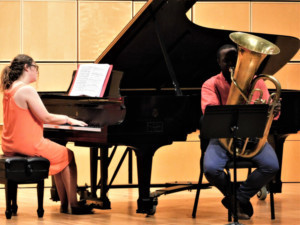 NSAL Florida East Coast Chapter Holds Nation's First Collaborative Piano & Brass Duo Competition