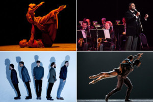 Highlights from 2018 at the Auditorium Theatre