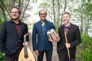 Silence Guelph PresentsCelebrated Toronto-Based World Music Trio