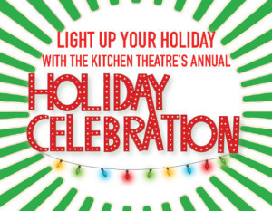 Kitchen Theatre Hosts Live HOLIDAY MATCH GAME