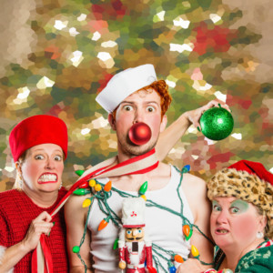 The Tennessee Williams Theatre Company of New Orleans Presents A TENNESSEE WILLIAMS XMAS SPECTACULAR - THE MUTILATED