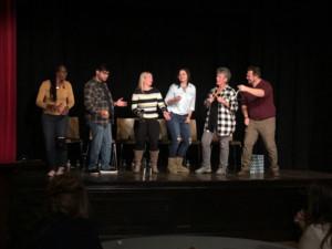 Dark Horse Theatre Company Present THE CALAMITY IMPROV GROUP