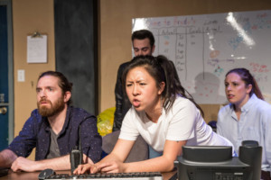 Broken Nose Theatre's Hit PLAINCLOTHES Adds Matinee Performances