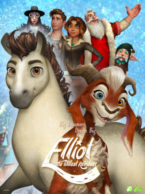 New Animated Holiday Film Arrives In Jaffrey This Saturday