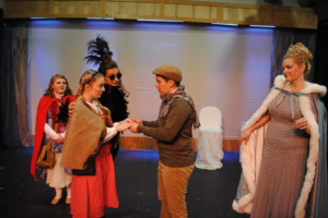The Drama Studio Presents THE SNOW QUEEN