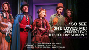 SHE LOVES ME Actors Co-op Theatre Company Adds Shows 12/8 & Today