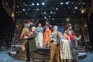 Charles Dickens' A CHRISTMAS CAROL Opens This Sunday