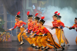 State Theatre New Jersey Presents THE NUTCRACKER With American Repertory Ballet
