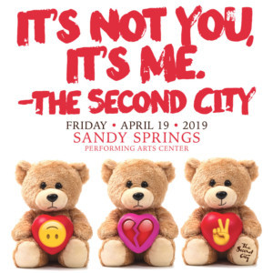 The Second City Comes To The Sandy Springs Performing Arts Center
